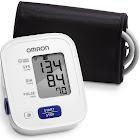 Omron 3-Series Upper Arm Blood Pressure Monitor - White