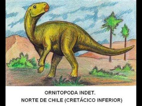los animales prehistoricos de chile youtube