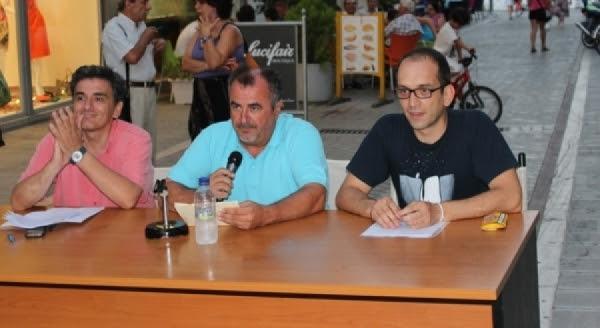 Ένταση στο ΣΥΡΙΖΑ Πρέβεζας – «Έφτασε» στην Κουμουνδούρου το ζήτημα του υποψήφιου Αντιπεριφερειάρχη...