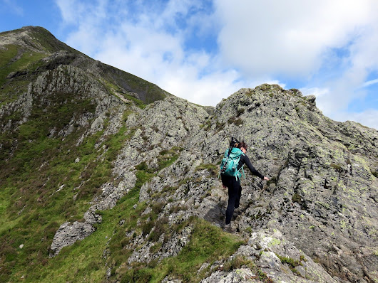All the Walking Routes up Blencathra | Lake District Northern Fells Walks | Mud and Routes