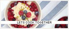 lasst uns zusamen kochen & backen