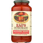 Raos Homemade Marinara Sauce - 24 oz