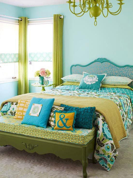Attractive Colors For Bedroom
