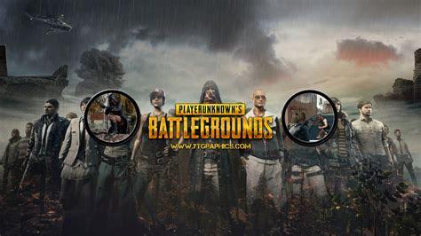 playerunknowns battlegrounds youtube channel art banner
