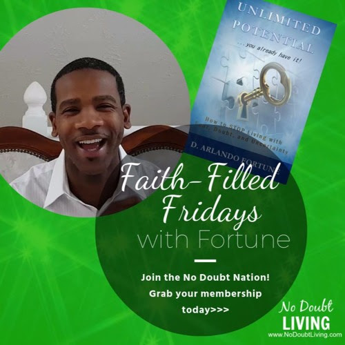 Faith-Filled Fridays Ep 017 - Help! I'm Looking For A Higher Power by No Doubt Living podcast