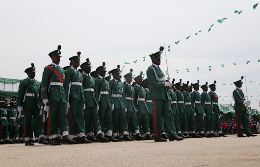 Nigeria military pledges 'total loyalty' to President Buhari amid coup fears