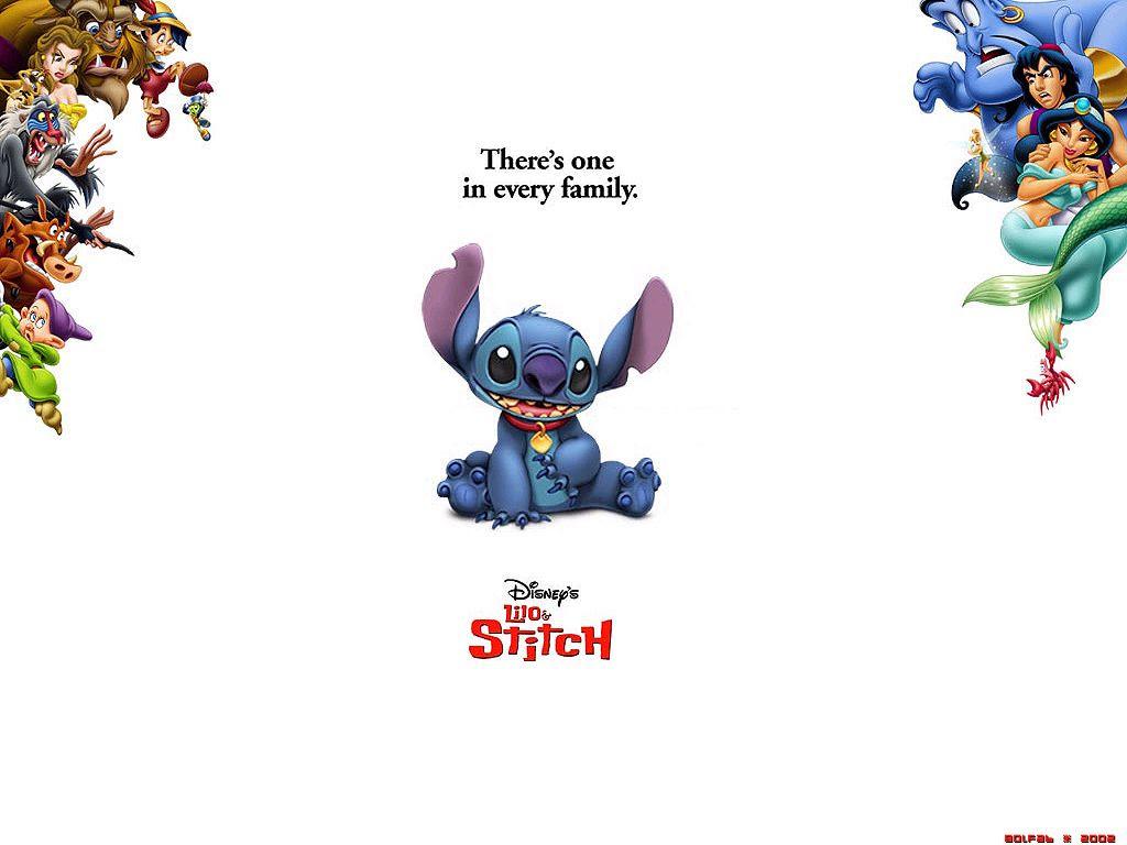 Lilo Stitch ディズニー 壁紙 67475 ファンポップ