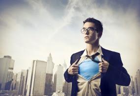 Les créateurs, super-héros ?