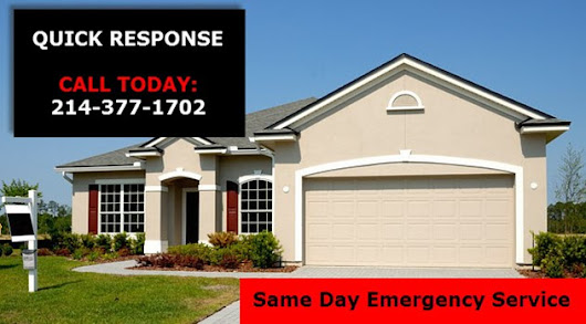 Garage Door Repair & Installation | Garage Door Repair Dallas TX