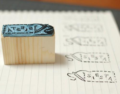 stamp making 4