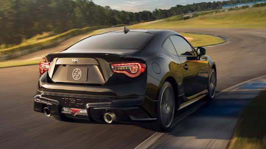 2019 Toyota 86 TRD Special Edition: Handles Better, No Extra Power, Just Like We Asked