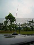 quaterwave antena+magnet mount+rg58