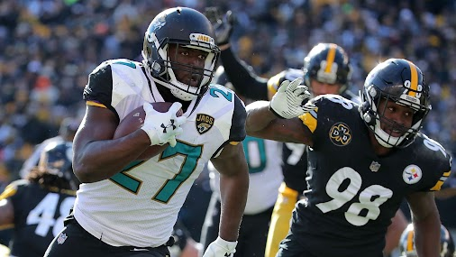 Leonard Fournette says Steelers fan was involved in his traffic accident: Fournette said one of the ...