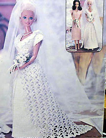 30 Free Crochet Patterns for Barbie Doll Clothes   Yahoo