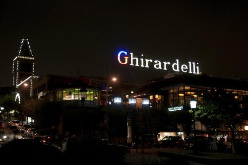 Ghiradelli Square, San Francisco