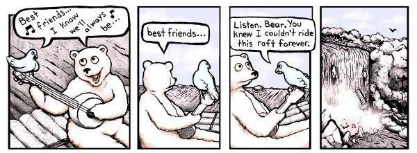 silly old bear