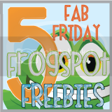 Frog Spot Five Freebies