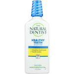 Natural Dentist Healthy Teeth And Gums Anticavity Fluoride Rinse - Fresh Mint - 16.9 Oz by Smart Smiles Club