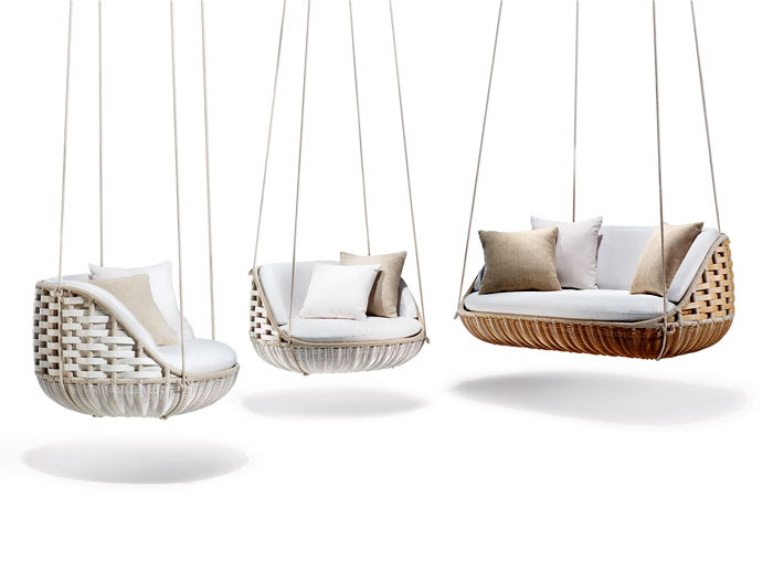Modern Outdoor Furniture and Shadings from Salone del Mobile 2014 ...
