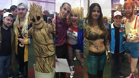 Dublin Comic Con Costume Contest