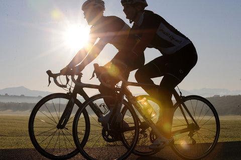 The joy of cycling in the summer is not far away ... are you ready?