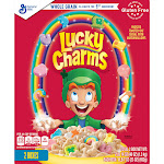 Lucky Charms Gluten Free Cereal, 46 oz