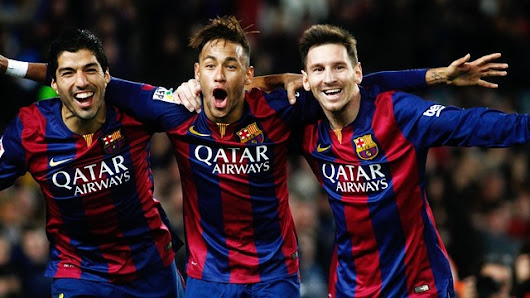 Messi, Neymar Jr and Suárez, candidates for UEFA Best Player in Europe Award | FC Barcelona