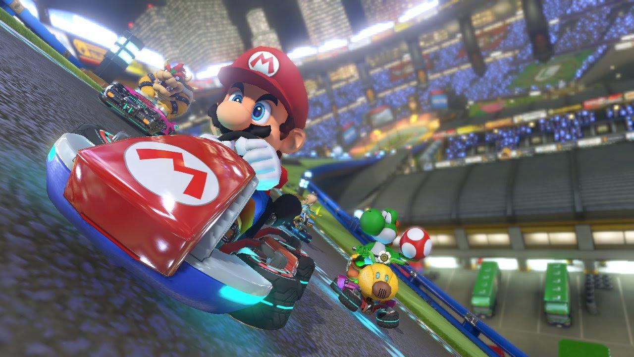 Mario Kart 8 Wallpaper 1280x720 52514
