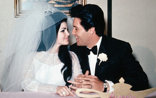 Every Detail of Priscilla Presley's 1967 Wedding Ensemble Is Better Than the Last