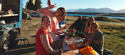 #FlyingKiwiMemories » NEW ZEALAND ADVENTURE TOURS: UNIQUE CAMPING CYCLING, HIKING & ADVENTURE TOURS