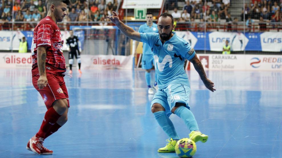 Empate en lo mas alto entre ElPozo e Inter que deja al FC Barcelona ponerse segundo