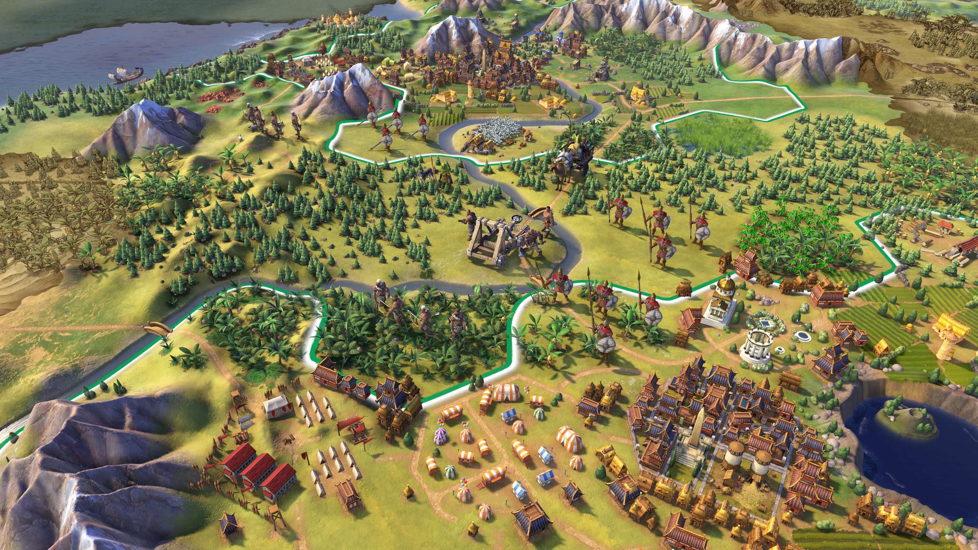 Civilization VI scores pre-order deal at Bundle Stars screenshot