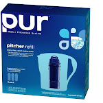 Pur Replacement Filter, Pitcher Refill - 3 filters