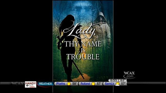 "Books over breakfast: ""Lady, Thy Name is Trouble"""