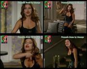 """Melhor na TV 2015/589 - Fernanda Souza sexy em """"Ti ti ti"""""""