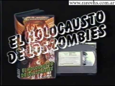 holocausto de los zombies