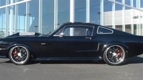 ford mustang obsidian couper design youtube