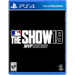 MLB The Show 19 MVP Edition [PS4 Game]