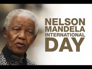 Nelson Mandela Internation Day - 18 July