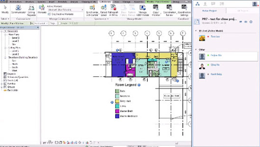 Using Revit Communicator During Sync With Central