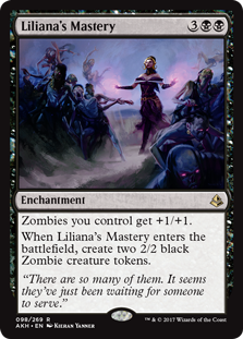 Image result for liliana's mastery