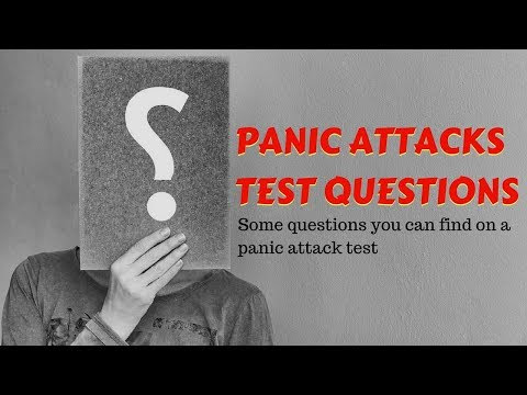 Panic Attacks Test – What To Expect
