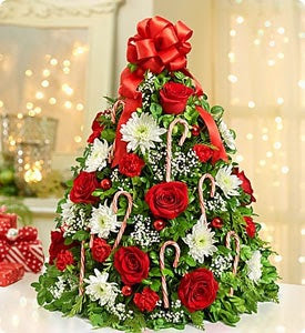 Holiday Flower Tree®  Same-Day Local Florist Delivery  Shop Now