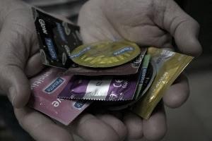 Chintz Curtain Condoms