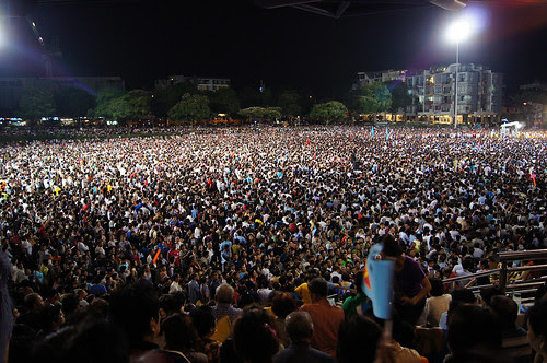 WP Finally Rally at Serangoon Stadium
