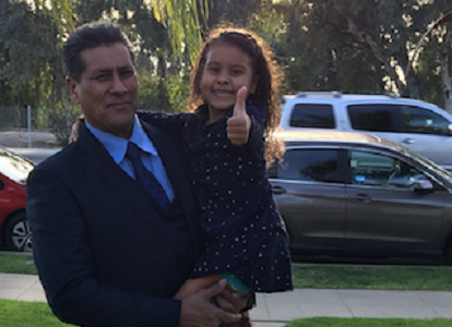 California woman 'in shock' after ICE agents detain father, a legal resident, outside home