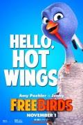 火雞反擊戰 (Free Birds) poster