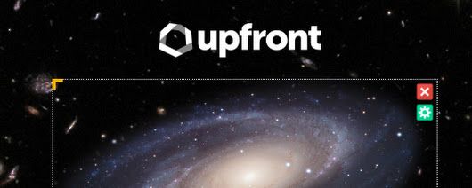 Introducing Upfront - WPMU DEV