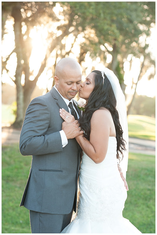 Orlando Wedding Photographer – Heathrow Country Club- Chantel and Steve