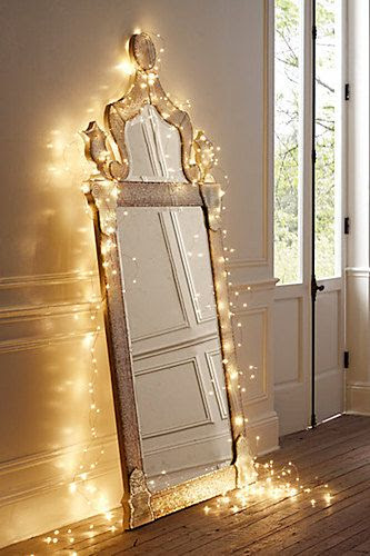 Easy Ways To Redecorate Your Room Into A Paradise With Fairy Lights